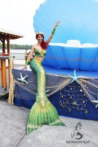 Book a mermaid in Perth