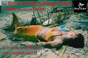 Mermaid Kat for Dive Tribe