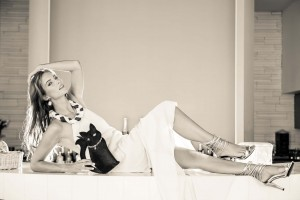 Mermaid Kat is an international fashion model
