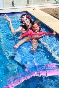 Mermaid birthday parties Perth Australia