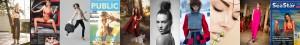 Portfolio of Fashion Model Mermaid Kat