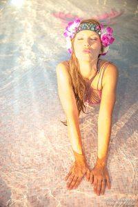 Sweet Ocean Kisses from Mermaid Kat