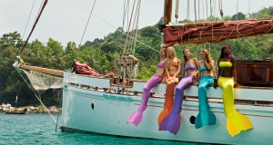 The first mermaid school in the world was the Mermaid Kat Academy