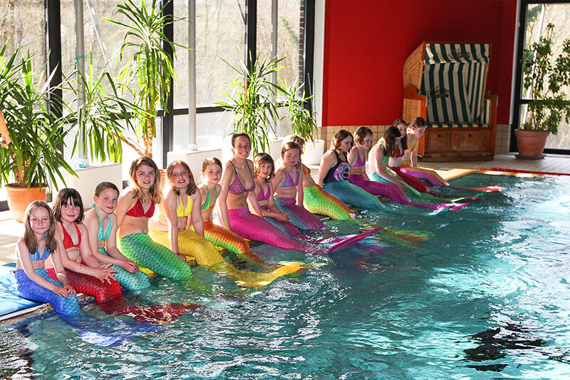 Mini Mermaid Courses in Perth, Western Australia