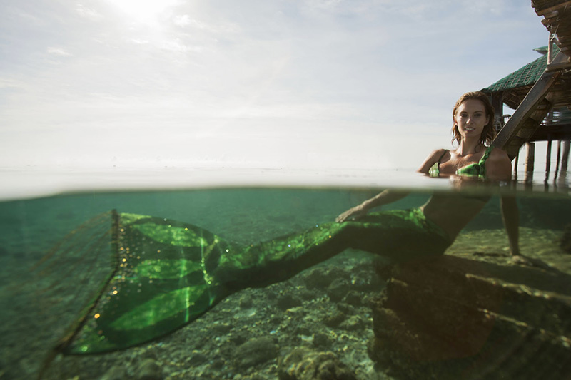 beautiful places for mermaiding kat in the philippines