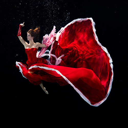 Mermaid Kat by Marc Hillesheim