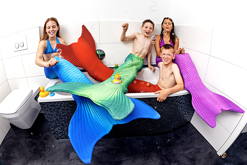 Top 10 Tips Before Purchasing a Mermaid Tail for Children
