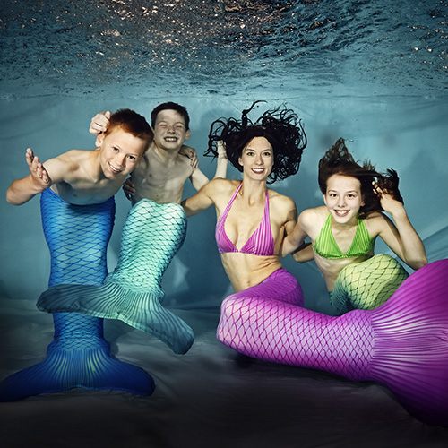Purchasing mermaid tail for children tips