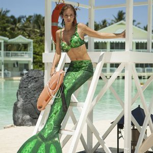 Underwater modeling tips Safety first