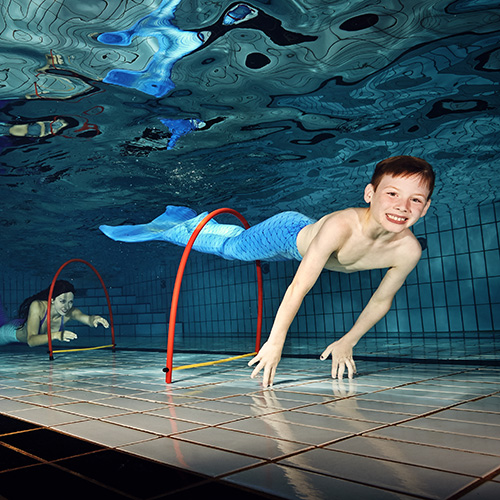 is your child mermaid tail ready