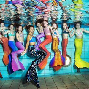 mermaid tails for children tips