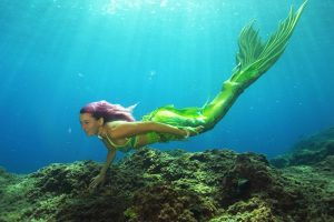 Sirena Francesca mermaid