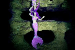 Underwater Mermaid Shoot in mexico