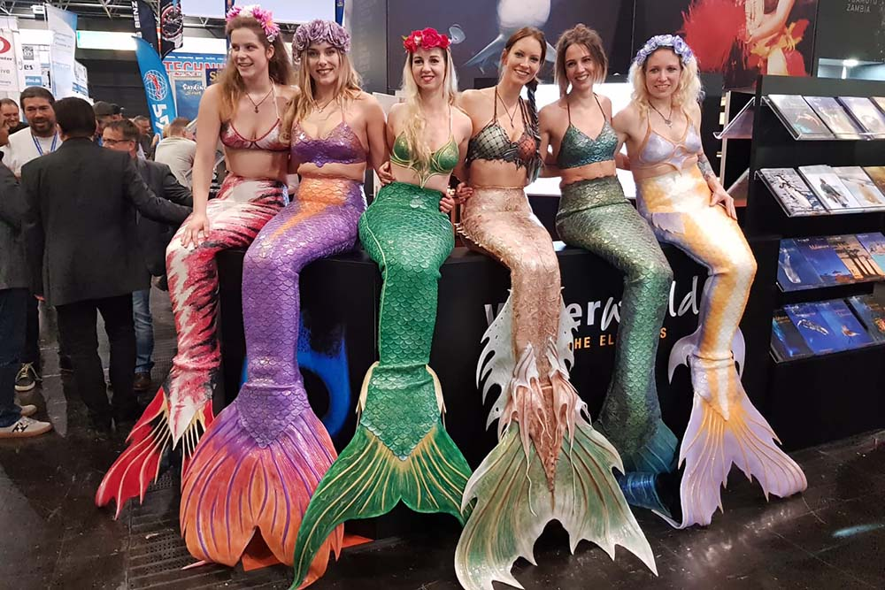 Become a Professional Mermaid in Perth
