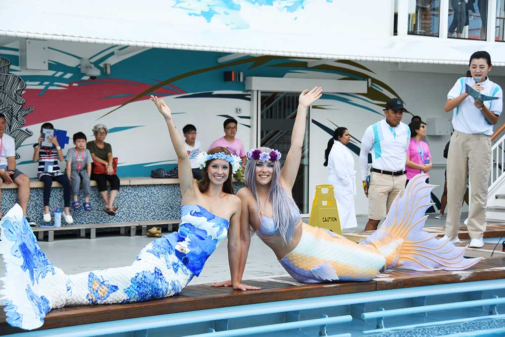 Mecome a Professional Mermaid at Mermaid Kat Academy Perth