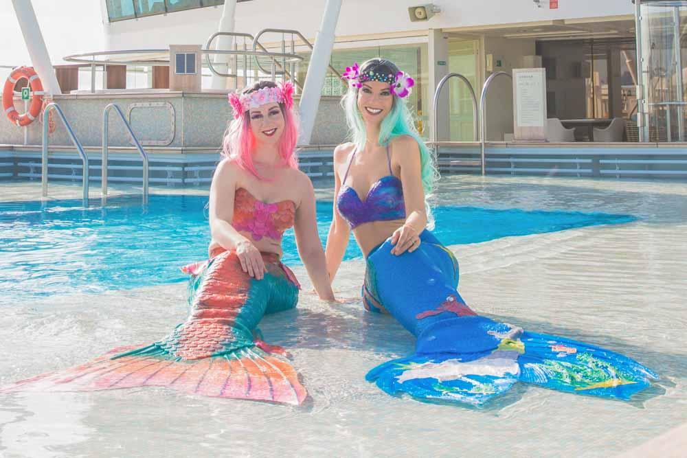 Famous Mermaid Sightings