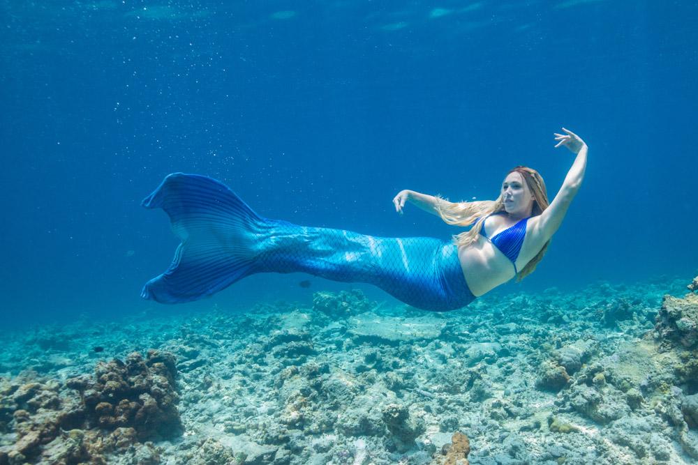 Maledivian Mermaid Week