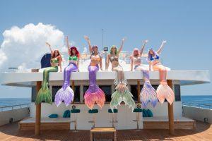 Mermaid Kat invites you to Mermaid Week Maldives