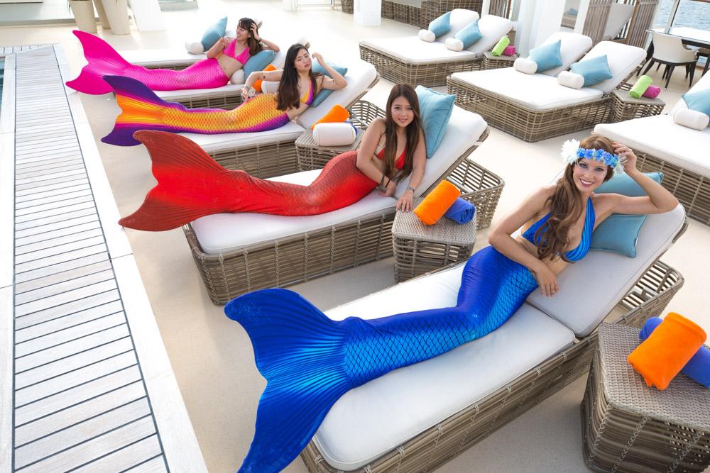 Mermaid Week Bali with Mermaid Kat
