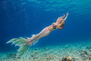 Mermaid Retreat with Mermaid Kat - Mermaid Week Italy