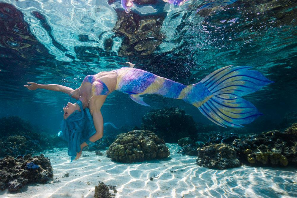 Mermaid Week Italy - retreat for mermaids and mermen