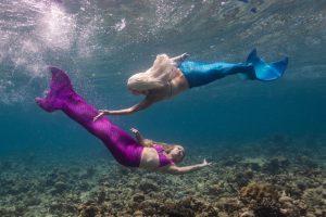 Underwater Mermaid Shoot in Italy