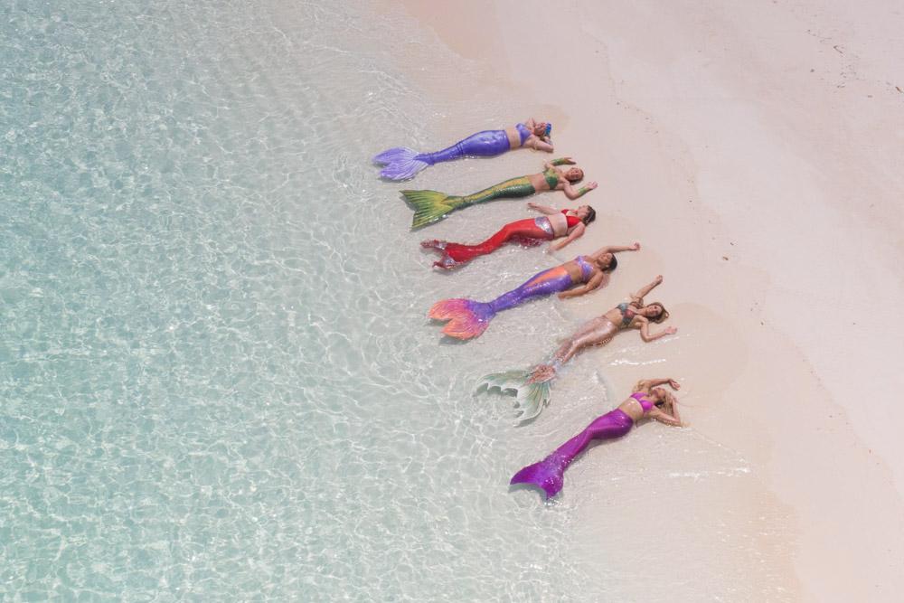 Mermaid Camp and Underwater Modelling Retreat - Mermaid Week Egypt 2022 with Mermaid Kat