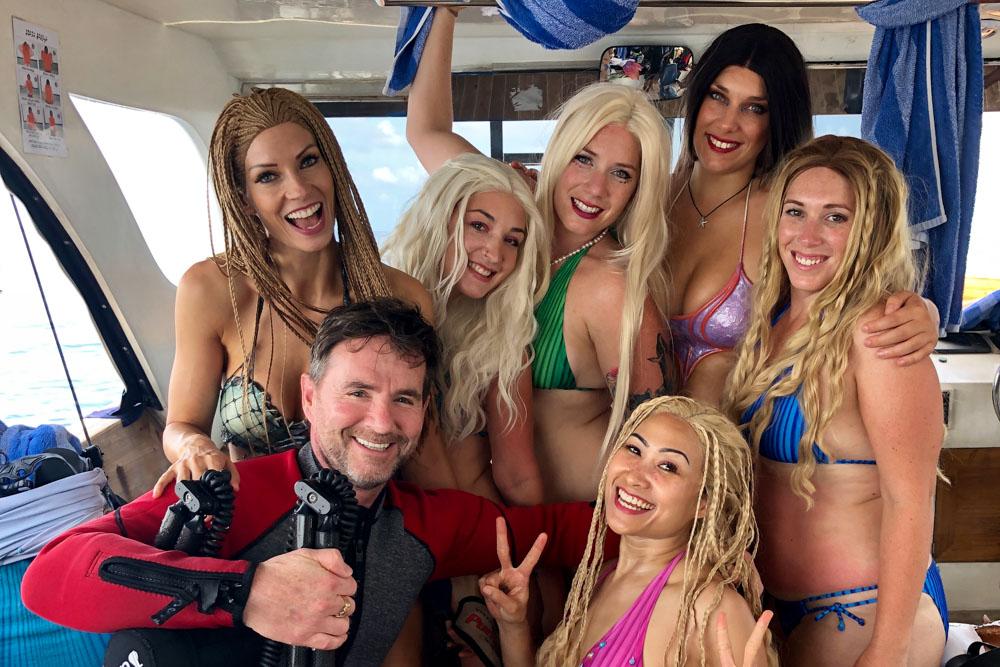 Mermaid Retreat and Underwater Modelling Camp